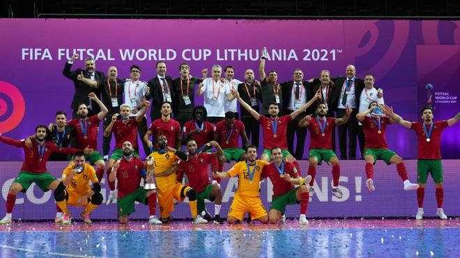 Đánh bại Argentina, Bồ Đào Nha lần đầu vô địch World Cup futsal - 4