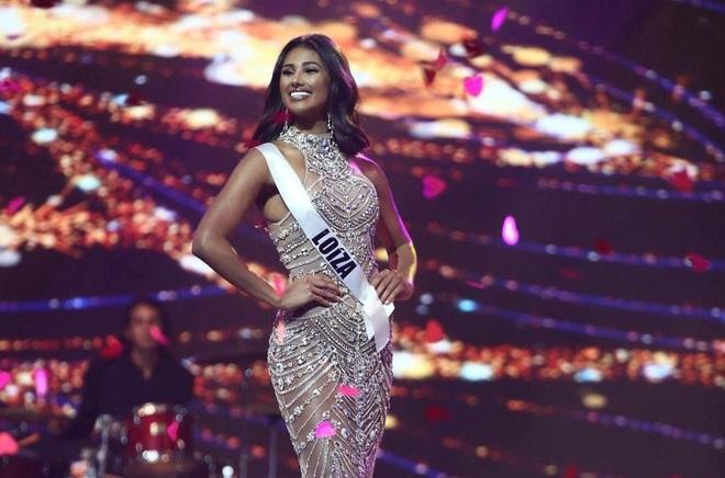 Cô gái cao 1,82 m đăng quang Hoa hậu Hoàn vũ Puerto Rico - 3