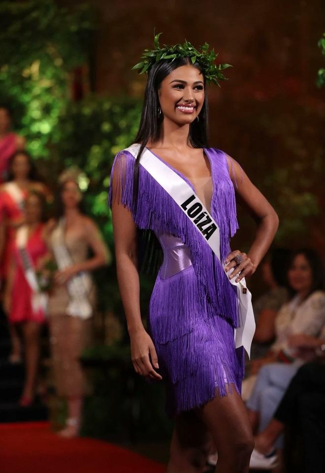 Cô gái cao 1,82 m đăng quang Hoa hậu Hoàn vũ Puerto Rico - 5