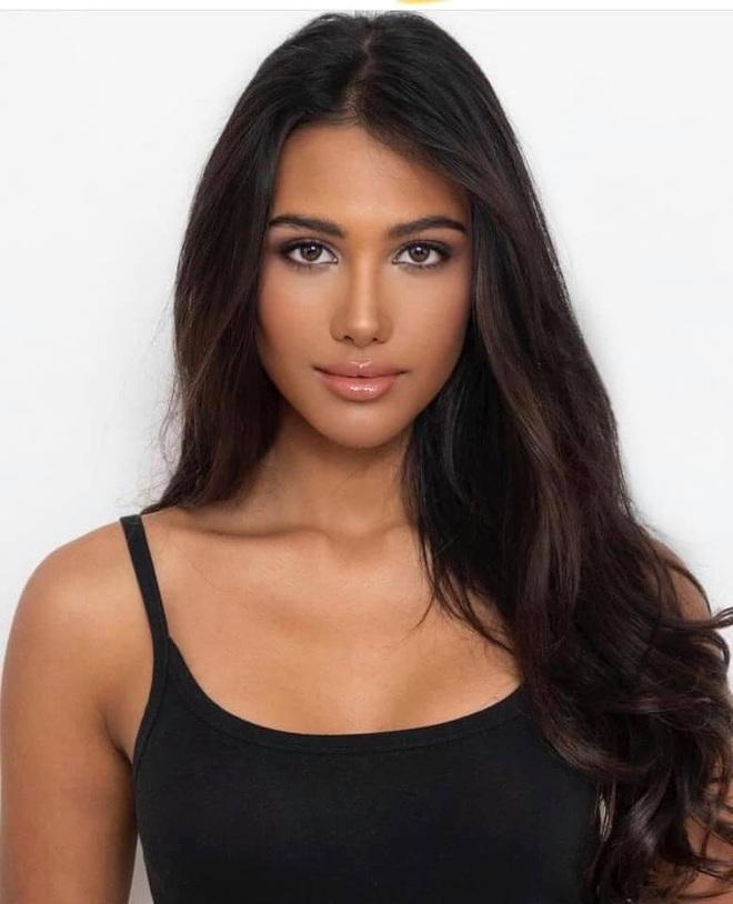 Cô gái cao 1,82 m đăng quang Hoa hậu Hoàn vũ Puerto Rico - 4