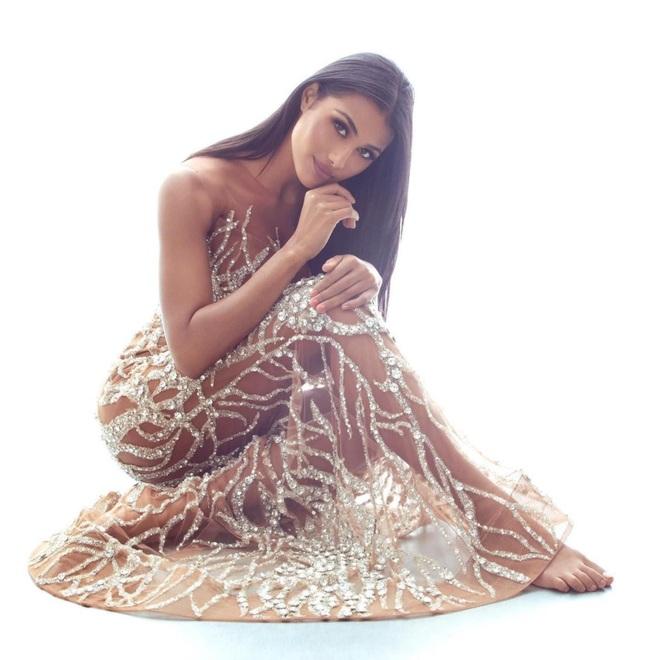 Cô gái cao 1,82 m đăng quang Hoa hậu Hoàn vũ Puerto Rico - 6