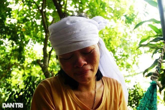 Nỗi khốn khổ của người phụ nữ sống đi ở nhờ, chồng chết không có chỗ thờ - 5
