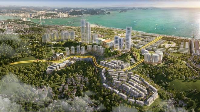 Quảng Ninh tăng tốc phát triển hạ tầng, tạo sóng bất động sản - 1