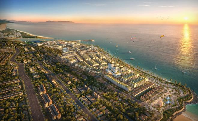 Bất động sản biển thu hút nhà đầu tư hậu Covid-19 - 2