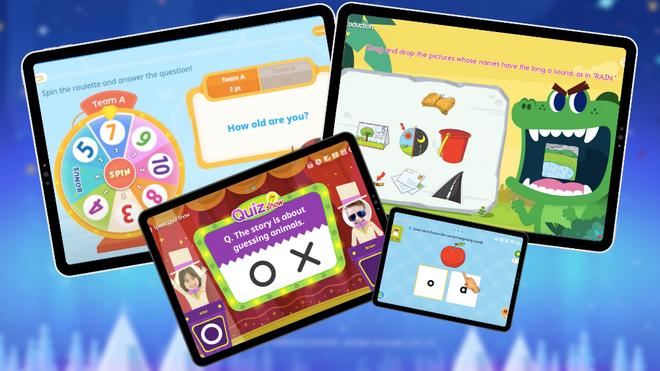 POLY English Việt Nam ra mắt POLY ONE - nền tảng học tập trực tuyến đa phương tiện - 2