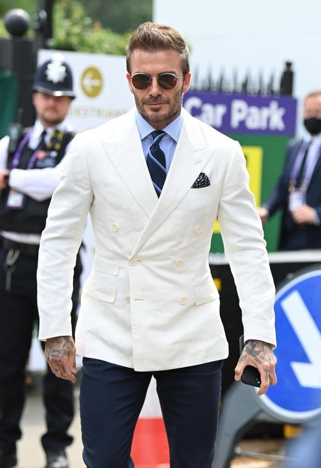 Biểu cảm lúc xem lại trận đấu cũ của David Beckham đạt hơn 5 triệu view - 5