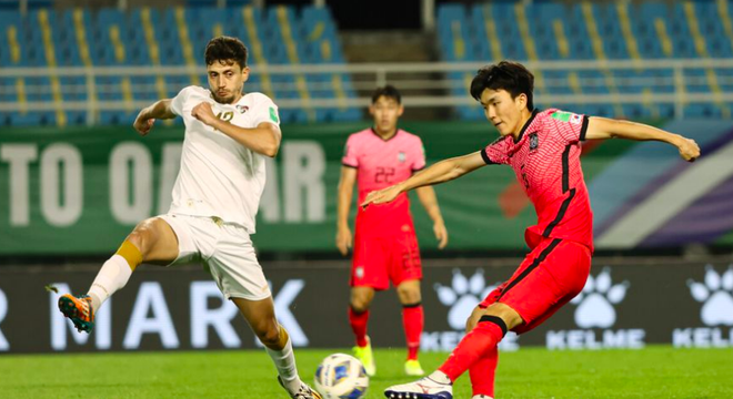 Son Heung Min ghi bàn, Hàn Quốc đánh bại Syria để lên ngôi đầu bảng A - 2