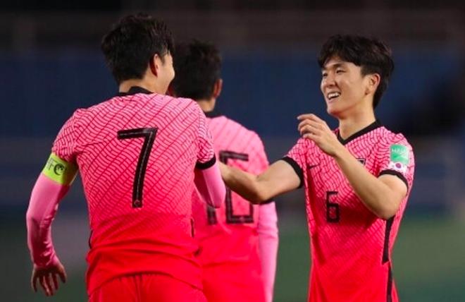 Son Heung Min ghi bàn, Hàn Quốc đánh bại Syria để lên ngôi đầu bảng A - 4