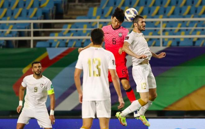 Son Heung Min ghi bàn, Hàn Quốc đánh bại Syria để lên ngôi đầu bảng A - 1