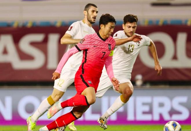 Son Heung Min ghi bàn, Hàn Quốc đánh bại Syria để lên ngôi đầu bảng A - 3