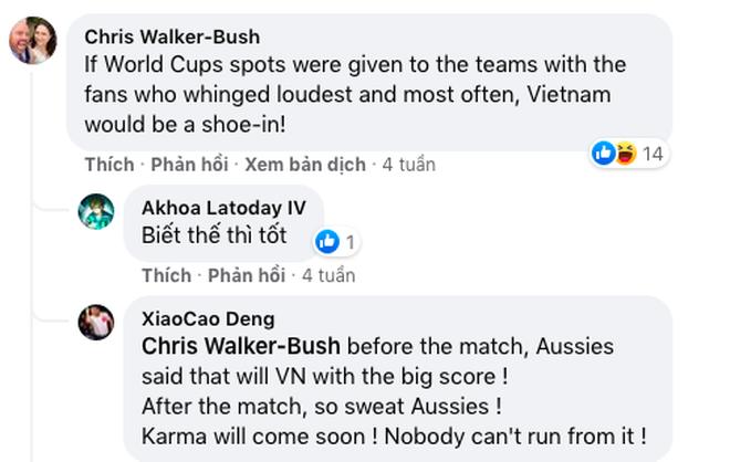 Cổ động viên thế giới: Đội tuyển Việt Nam chơi quá hay trước Trung Quốc - 4