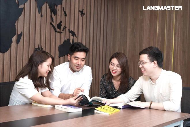Cùng Langmaster ứng dụng phương pháp học tiếng Anh giao tiếp tại nhà - 3