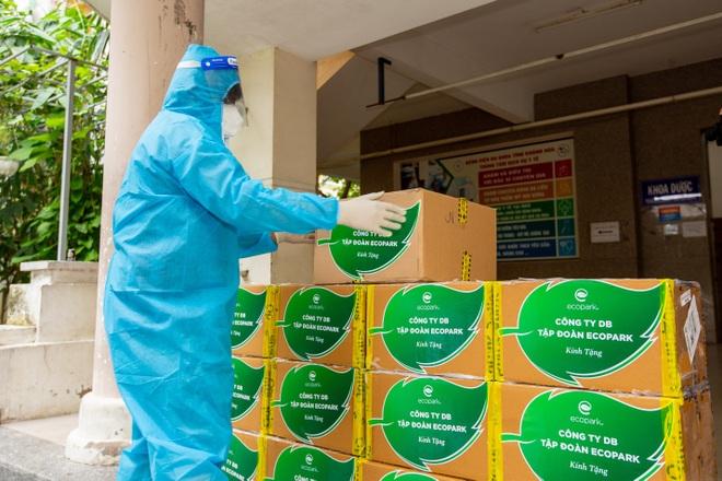Molnupiravir được đưa vào điều trị thí điểm F0 tại nhà có kiểm soát tại 12 tỉnh thành phố - 1