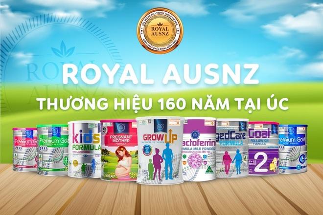 Sữa Hoàng Gia Royal Ausnz nâng cao chất lượng kiểm soát sản phẩm - 1