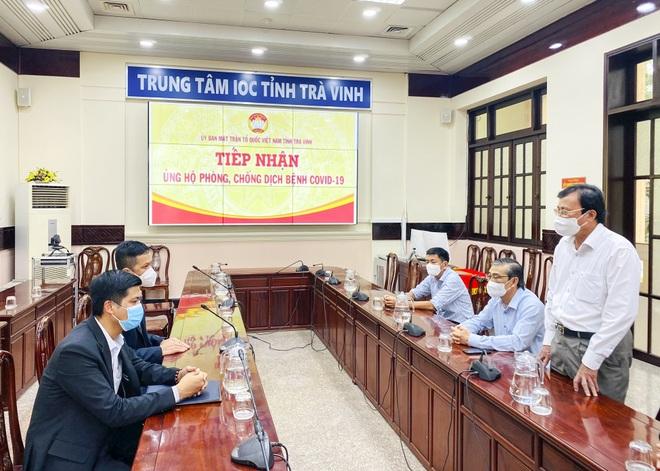 THACO trao tặng ngành giáo dục Trà Vinh 1000 smart tivi cho dạy và học trực tuyến - 1