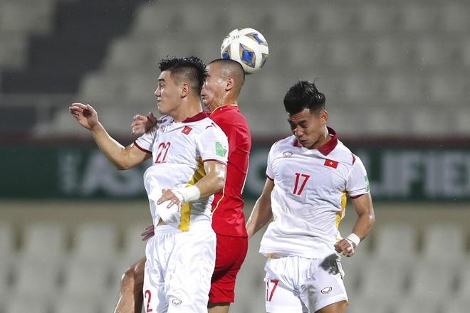 Tiến Linh phá kỷ lục ghi bàn của Hồng Sơn ở vòng loại World Cup