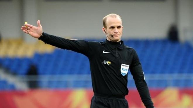 AFC công bố trọng tài bắt chính trận tuyển Việt Nam - Oman - 1