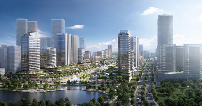 Công bố phương án chốt cho kiến trúc trụ sở 12 bộ ngành ở Tây Hồ Tây - 2