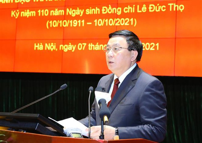 Thứ trưởng Bộ Ngoại giao nói về người Việt Nam từ chối Nobel hòa bình - 1