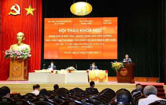Thứ trưởng Bộ Ngoại giao nói về người Việt Nam từ chối Nobel hòa bình - 2