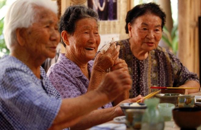 Bí quyết ăn uống giúp sống lâu của người dân làng trường thọ ở Nhật Bản - 8