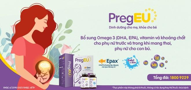 Viên uống bổ sung PregEU có gì đặc biệt mà các mẹ bầu tin tưởng? - 4