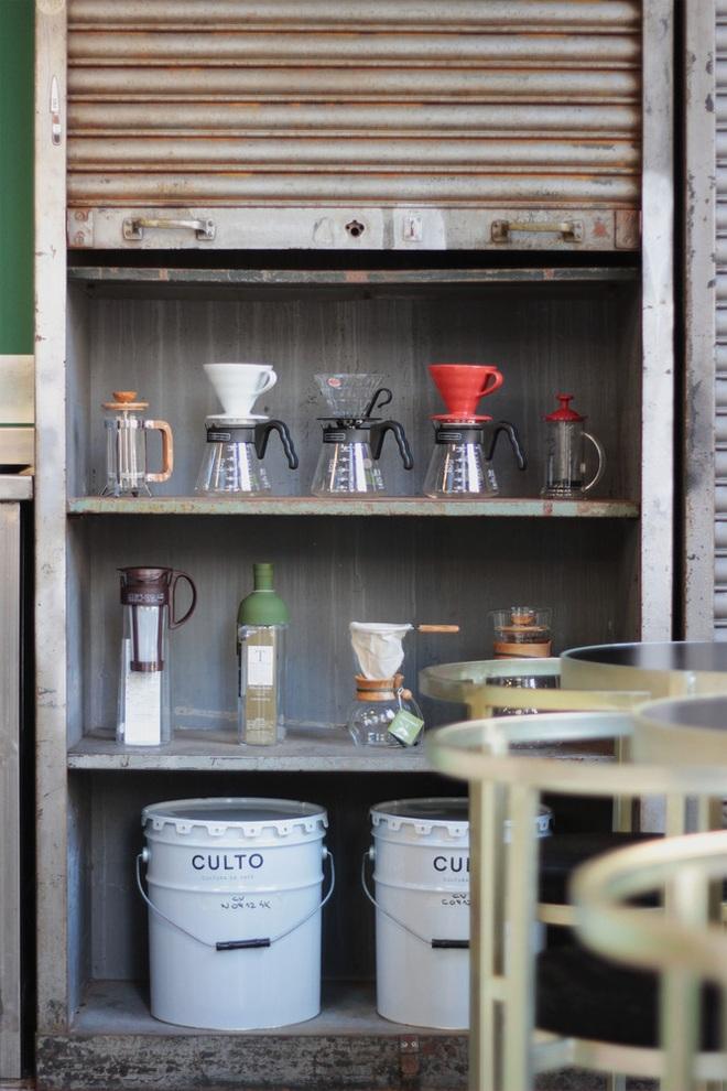 Quán cà phê đổ nát, thiết kế xuyên thấu giúp khách ngắm trọn cảnh quan - 6