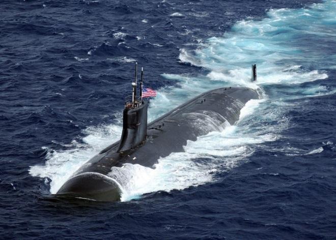 Hạm đội tàu ngầm của các ông lớn đốt nóng cuộc đua dưới lòng đại dương - 1