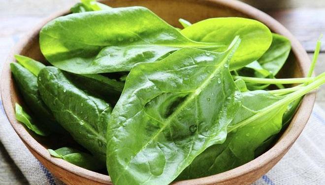 Cải bó xôi- siêu thực phẩm chống ung thư - 1