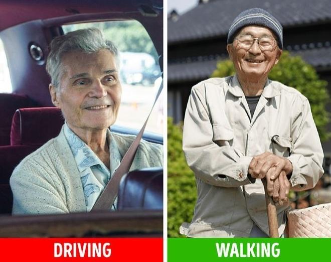Những bí quyết nhỏ mà có võ giúp người Nhật sống khỏe, trẻ lâu - 6