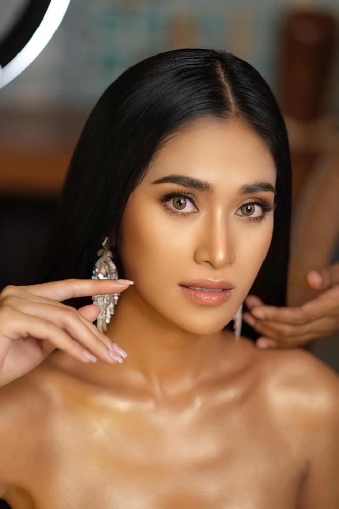 Vẻ đẹp lôi cuốn của tân Hoa hậu Hòa bình Campuchia - 4