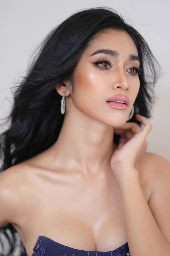 Vẻ đẹp lôi cuốn của tân Hoa hậu Hòa bình Campuchia - 3