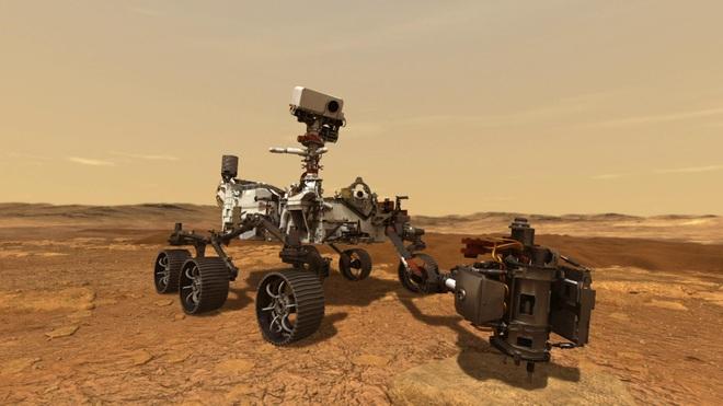 Tàu thám hiểm Perseverance hé lộ quá khứ của sao Hỏa - 2