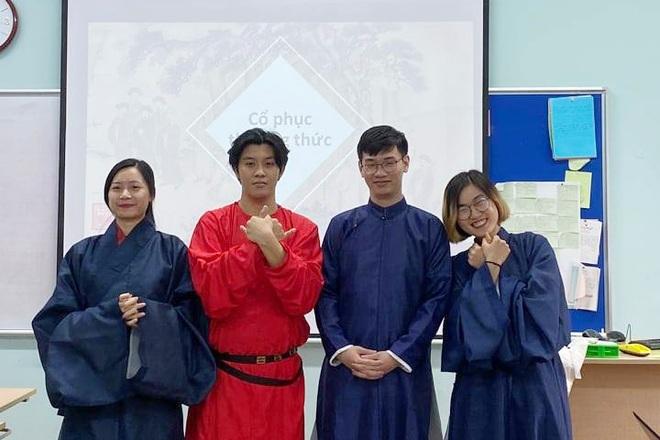 Chàng trai Nam Định thủ khoa tốt nghiệp xuất sắc ngành ngôn ngữ Tây Ban Nha - 2
