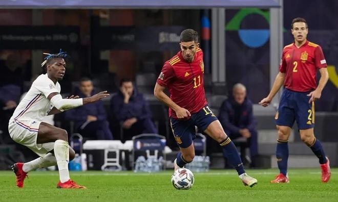 Những khoảnh khắc Pháp đánh bại Tây Ban Nha để lên ngôi vô địch - 2
