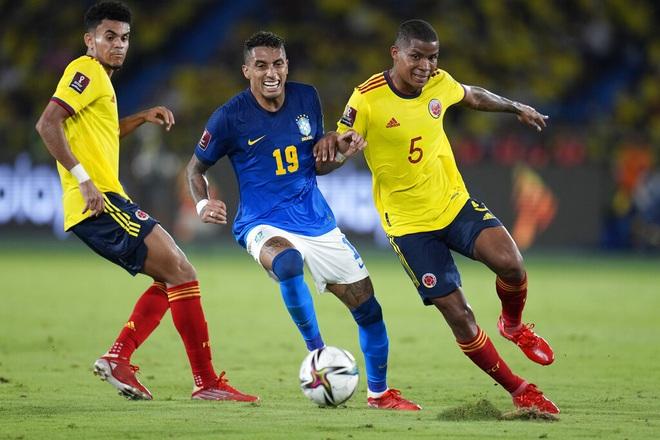 Messi ghi bàn giúp Argentina thắng đậm Uruguay, Brazil hòa thất vọng - 4