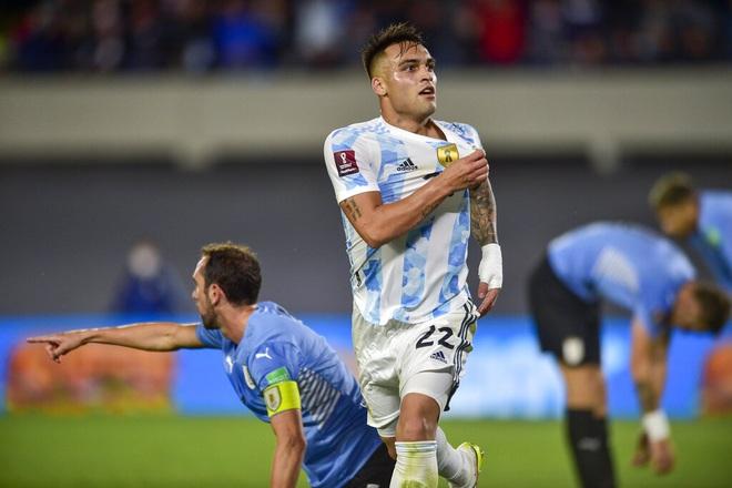 Messi ghi bàn giúp Argentina thắng đậm Uruguay, Brazil hòa thất vọng - 3