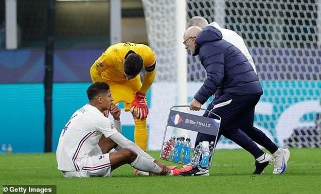 Những khoảnh khắc Pháp đánh bại Tây Ban Nha để lên ngôi vô địch - 4