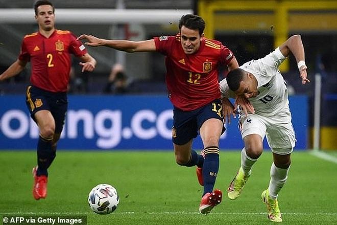 Những khoảnh khắc Pháp đánh bại Tây Ban Nha để lên ngôi vô địch - 1