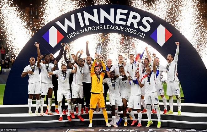 Những khoảnh khắc Pháp đánh bại Tây Ban Nha để lên ngôi vô địch - 15