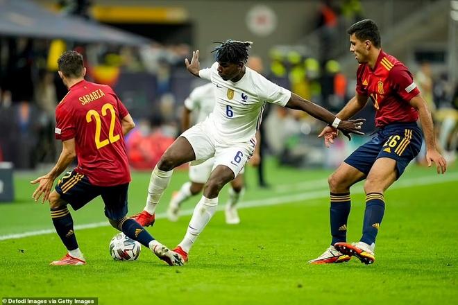Những khoảnh khắc Pháp đánh bại Tây Ban Nha để lên ngôi vô địch - 5