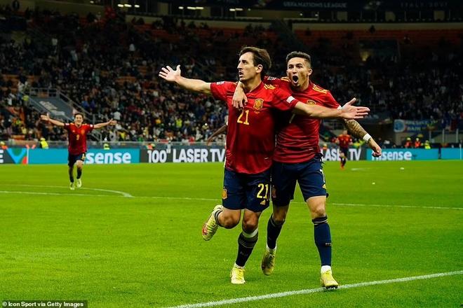 Những khoảnh khắc Pháp đánh bại Tây Ban Nha để lên ngôi vô địch - 7