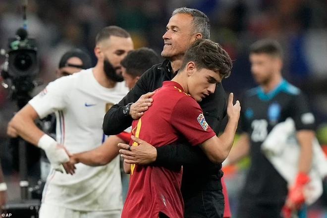 Những khoảnh khắc Pháp đánh bại Tây Ban Nha để lên ngôi vô địch - 14
