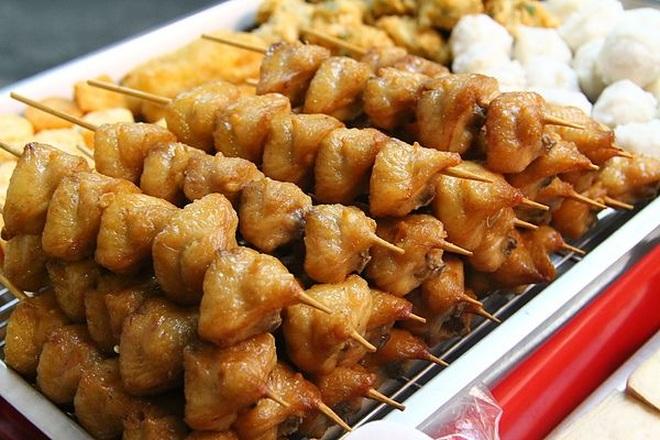 Món ăn nghe không muốn thử nhưng ăn rất ngon ở Đài Loan - 1