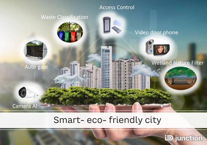 Những tiêu chí của khu đô thị vị nhân sinh - 1
