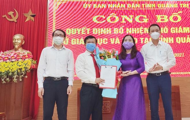 Quảng Trị bổ nhiệm Phó giám đốc Sở GD-ĐT đầu tiên qua thi tuyển - 2