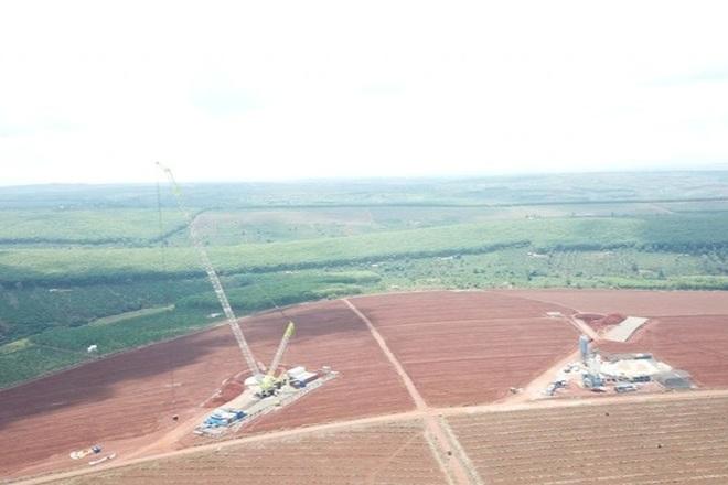 Yêu cầu xử lý nghiêm lao động nước ngoài không phép tại dự án điện gió - 1