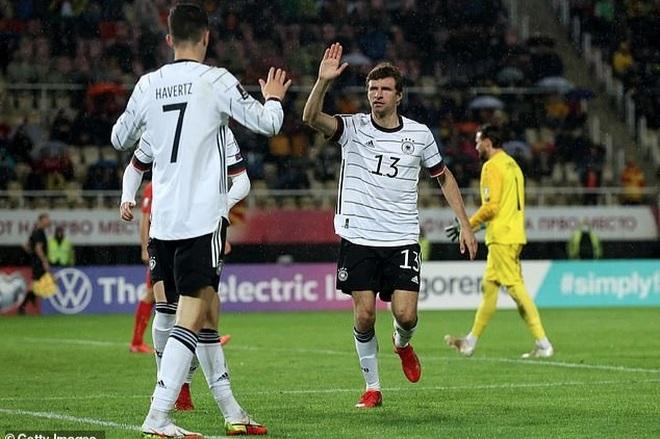 Đức giành vé dự World Cup 2022, Hà Lan chiến thắng 6 sao - 6