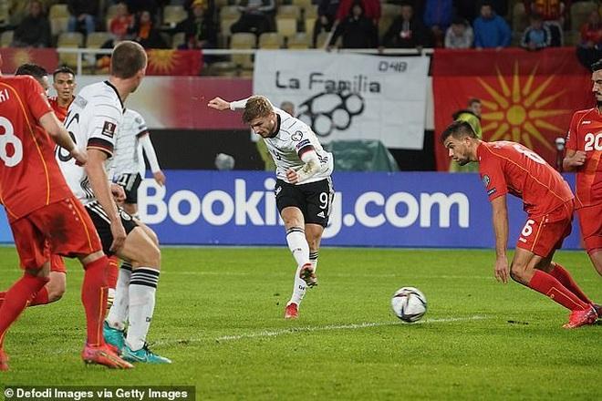Đức giành vé dự World Cup 2022, Hà Lan chiến thắng 6 sao - 4