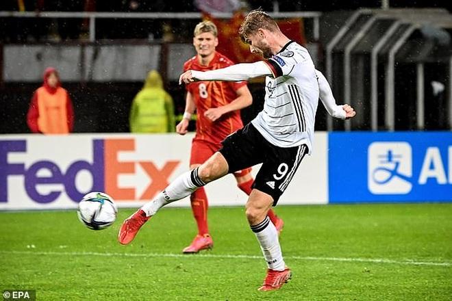 Đức giành vé dự World Cup 2022, Hà Lan chiến thắng 6 sao - 3